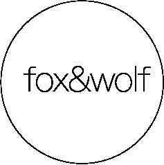 Fox & Wolf Logo